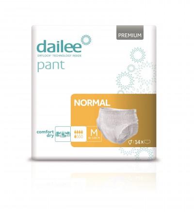 Dailee Pant Premium Normal M, kalhotky natahovací 14 ks