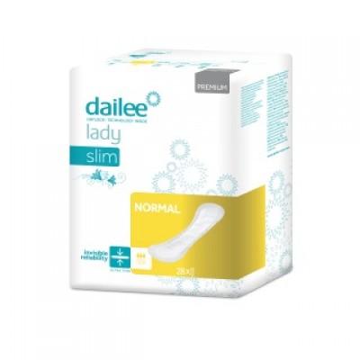 Dailee Lady Premium Slim NORMAL, vložky pro ženy 28 ks